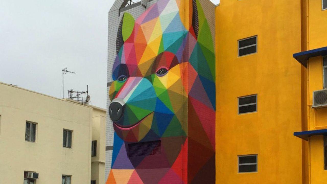 Dünyanın En Dar Sokaklarında Sanat!