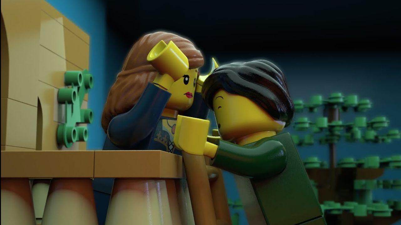Lego'dan Shakespeare Anısına Özel Video