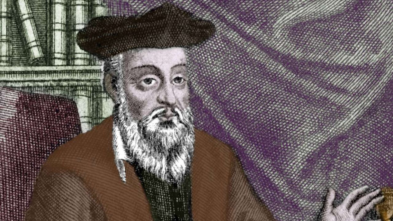 a biography of the famous physician and astrologer michel de nostredame or nostradamus Genealogy for michel 'nostradamus' de nostredame biography 1503 michel de nostradame they dined and catherine gave nostradamus the title of physician in.