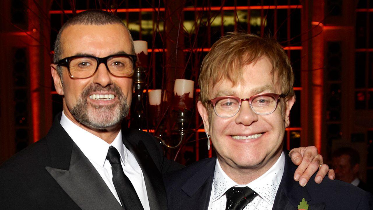 Elton John, George Michael İçin Söyledi!